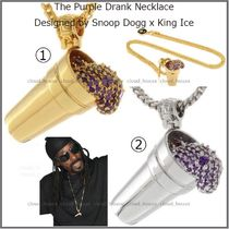 【King Ice×Snoop Dogg】Purple Drankネックレス☆送料関税込