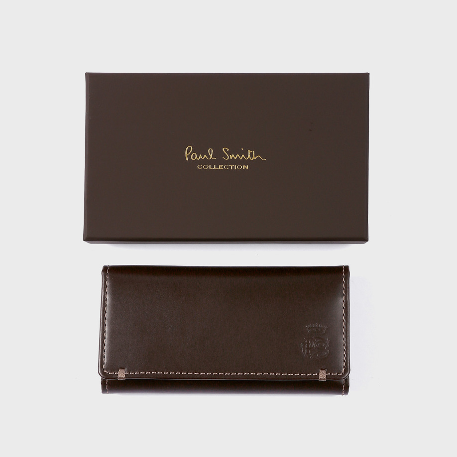 ◆Paul Smith◆PCインサイドプリント キーケース*2日以内発送