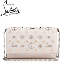 LOUBOUTIN ルブタン Paloma Clutch 1175018 クラッチバッグ