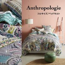 【最新作♪】Anthropologie Florilla Quiltフル