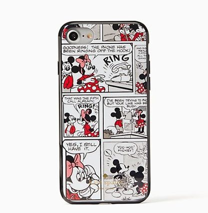 Kate spade | iPhone 7 Minnie comic ksny for for minnie