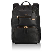 TUMI(トゥミ) バックパック・リュック TUMI VOYAGEUR Halle Leather Backpack #17001