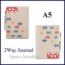 レア! Space Invaders★A5 2way Journal★お早めに♪