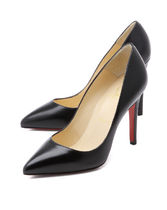 Christian Louboutin パンプス ブラック PIGALLE