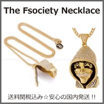 【King Ice】The Fsocietyネックレス☆送料関税込◇国内発送