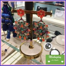 【kate spade】華やか〜〜★garden party statement earrings★