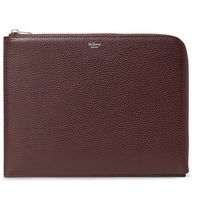 Mulberry(マルベリー)Full-Grain Leather Travel Pouch【SALE!】