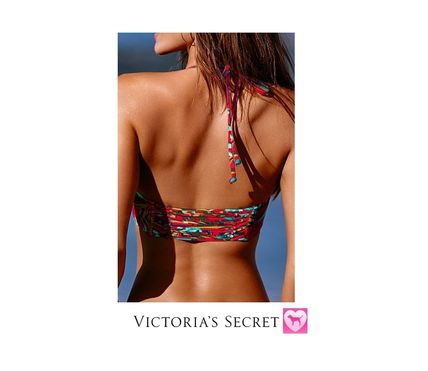 Victoria's Secret ビキニ 国内発送◆VS◆KNOTTED BACK BODY WRAP TOP/送料込(5)