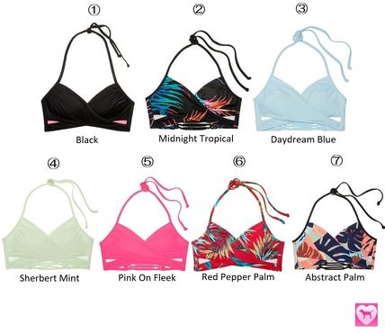 Victoria's Secret ビキニ 国内発送◆VS◆KNOTTED BACK BODY WRAP TOP/送料込(2)