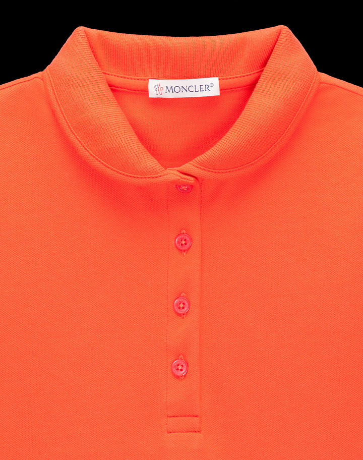 Moncler【ポロシャツ】☆POLO☆ティーン女子12-14歳*大人も☆