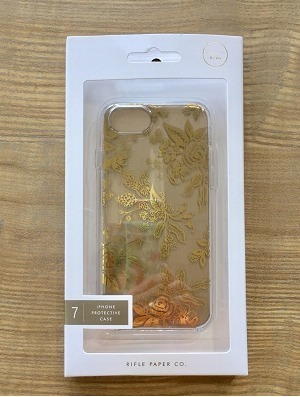 【国内発送】Rifle Paper Co.★素敵な iPhone7&6 Case