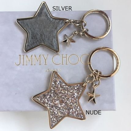 """Yes, JIMMYCHOO""""gifts too great STELLA Keyring"""