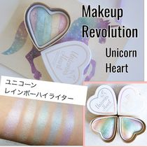 Makeup Revolution☆Unicorn Heart☆レインボーハイライター