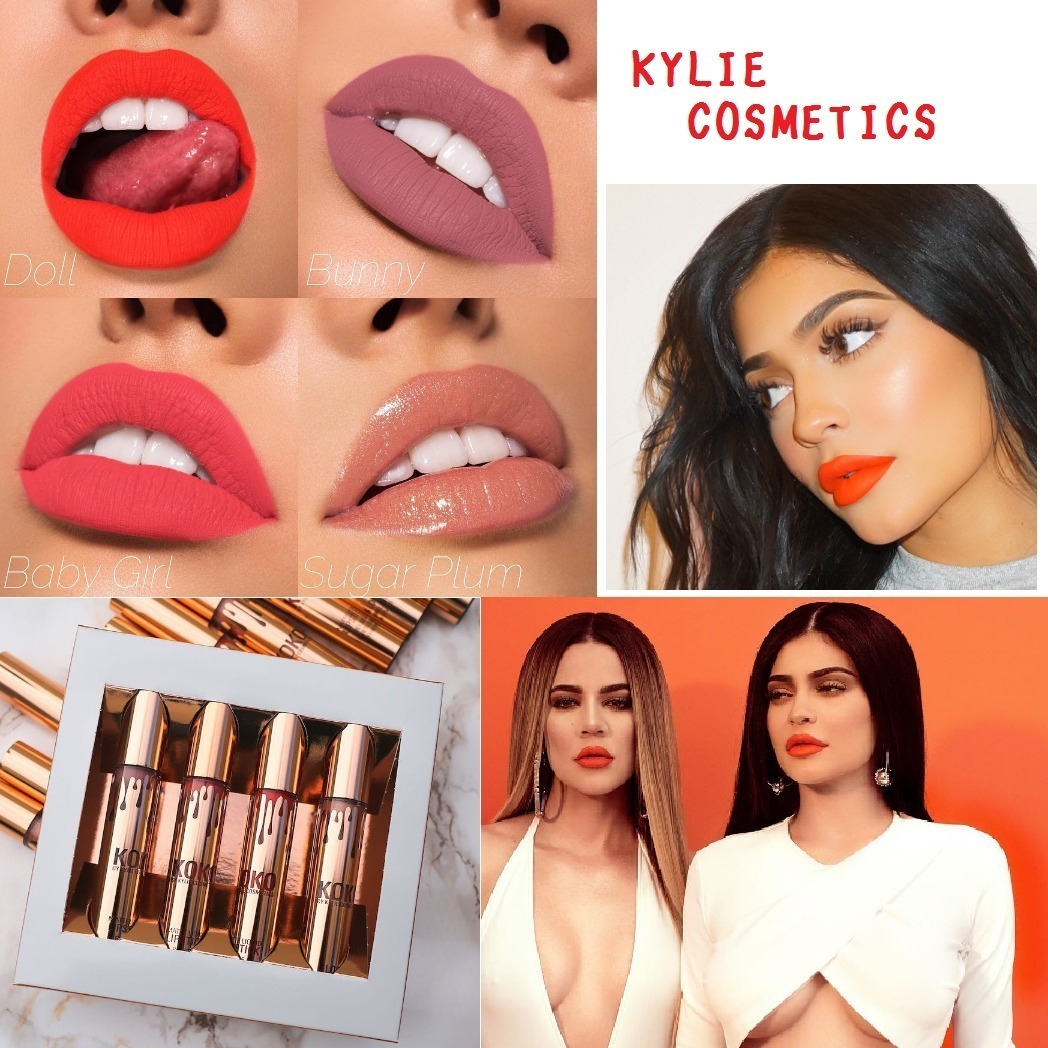 KYLIE COSMETICS☆KOKO KOLLECTION 2 リップSet