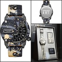 【日本完売】DIESEL DZ7389 Mini Daddy Alrite Replica Watch