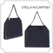 関税込☆Falabella small tote in〜☆navy☆Stella McCartney