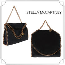 関税込☆Falabella fold over tote in〜☆黒☆Stella McCartney