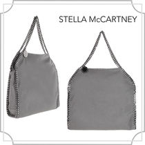 関税込☆Falabella small tote in〜☆grey☆Stella McCartney