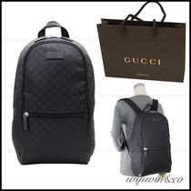 SALE!!【国内発送】GUCCI グッチシマ ナイロン BACK PACK