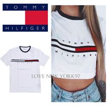 Tommy Hilfiger(トミーヒルフィガー) Tシャツ・カットソー 世界中で大ブーム!超品薄・大人気Tommy Hilfiger★ロゴTシャツ