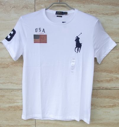 Ralph Lauren big Pony T shirt limited edition products men