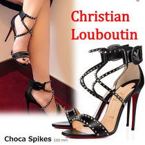 Christian Louboutin スパイク Choca Spikes 100mm