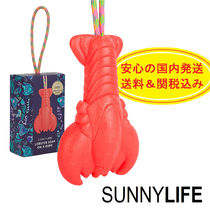 SUNNYLIFE(サニーライフ) 家具・日用品その他 【送関込】SUNNYLIFE★Lobster Soap On A Rope★安心の国内発送