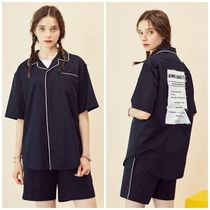 日本未入荷LUV IS TRUEの(UNISEX)RE PIPING SHIRT