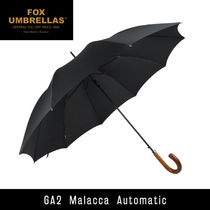FOX UMBRELLAS  Polished Hardwood Automatic 長傘 GA2