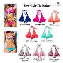 【即発!】*VS* Swim トップス The High-Tie Halter