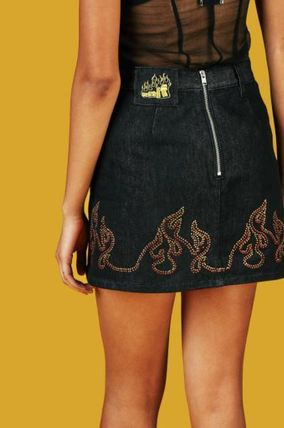 Cute UNIF sold out certain popular DESIRE SKIRT
