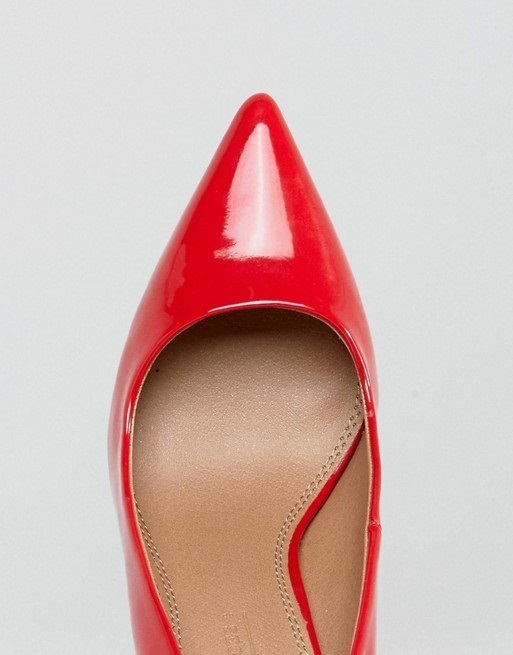 ASOS PERU Pointed High Heels♪