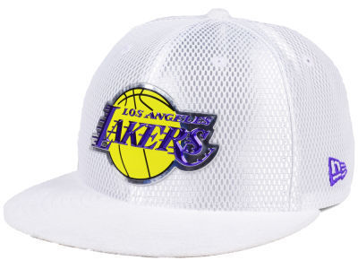 New Era NEW!!! Los Angeles Lakers NBA On-Court 59Fifty