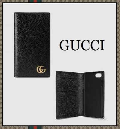 Leading sales 2017 GUCCI GG Marmont pocketbook type iPhone 7