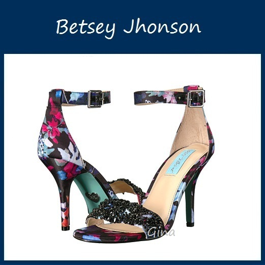 ☆Betsey Johnson☆Gina