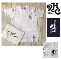 RHCロンハーマン SURF MICKEY Tシャツ Born to surf★Wipe Out