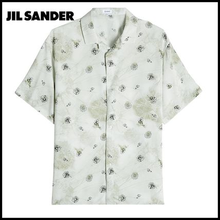 Jil Sander t-shirt with short sleeves