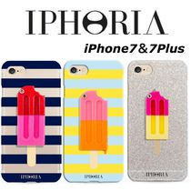 【国内発送】IPHORIA Mirror Case Iced-Lolly★iPhone7&7Plus♪