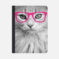 ★Casetify★iPadケース:HIPPEST CAT PINK