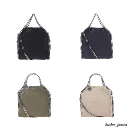 【関税送料込】Stella McCartney Falabella tiny トート 4色