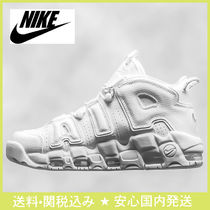 【送料関税込】NIKE☆AIR MORE UPTEMPO 96 TRIPLE WHITE