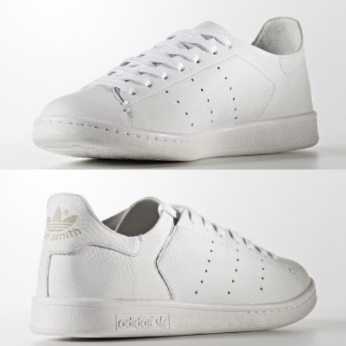 スタンスミス★adidas Originals STAN SMITH LEA SOCK★White
