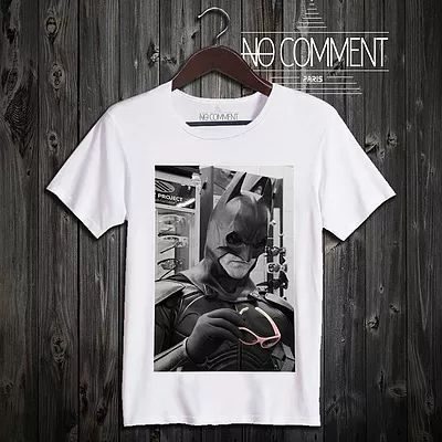 パリ発★NO COMMENT PARIS★Tシャツ  humor fun05
