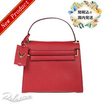 17SS★国内発【VALENTINO】My Rockstud Single Handle Bag/Red