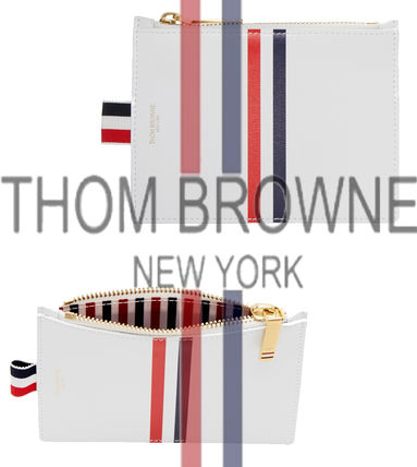 Thom stripe coin Pouch popular trends