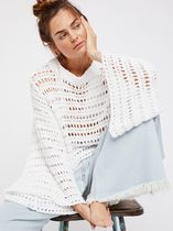 ☆NEW☆ Free People Caught Up Crochet Top