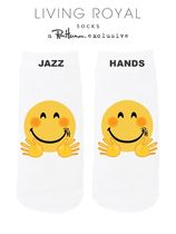 ★US限定★ロンハーマン/Jazz Hands Emoji Ankle Socks