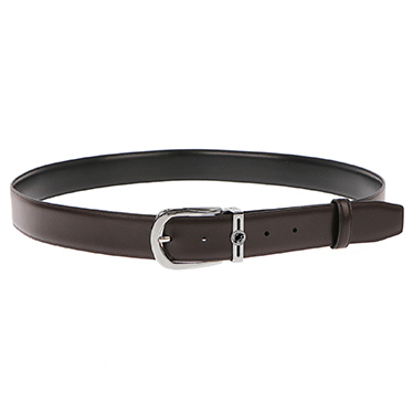 HUNTING WORLD 2125 C31 BELTS BK/BR ベルト