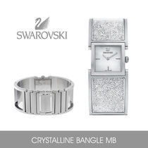 SWAROVSKI-スワロフスキ CRYSTALLINE BANGLE MB[5027134]