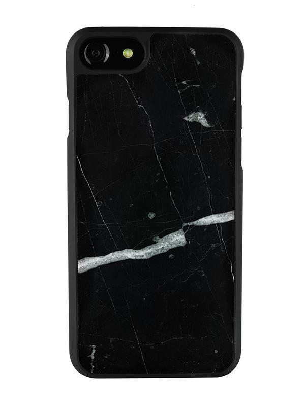 GENUINE BLACK MARBLE CASE iPhone7/6/6s